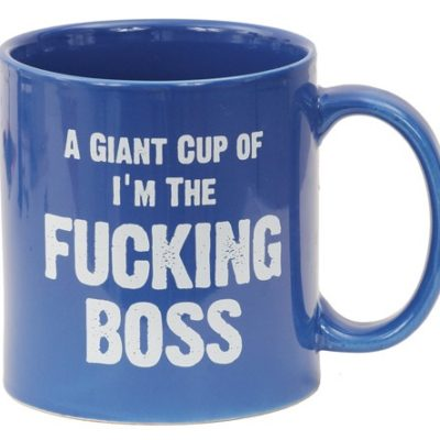 9 95 Atude Mug A Giant Cup Of I M The Ing Boss 22 Oz